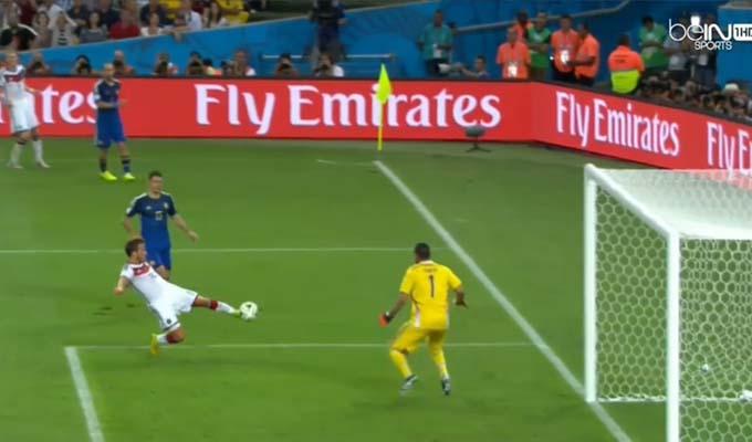 L 39 allemagne s 39 offre l 39 argentine 1 0 en finale de la coupe du monde 2014 au br sil allemagne 1 - Equipe argentine coupe du monde 2014 ...